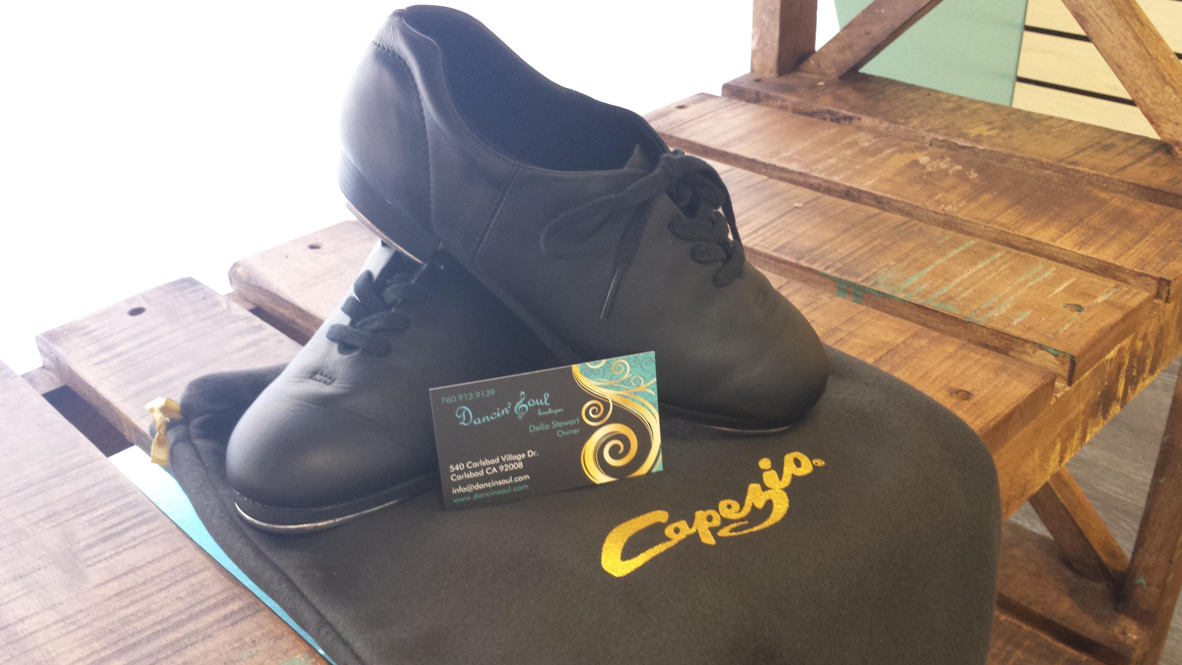 Capezio Tap Shoes at Dancin' Soul